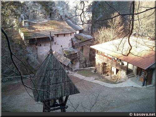 manastir crna reka monastere serbe