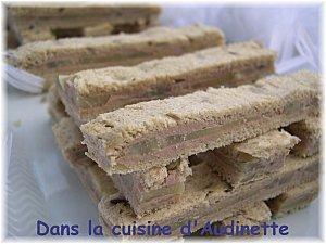 presse sandwich foie gras artichauts