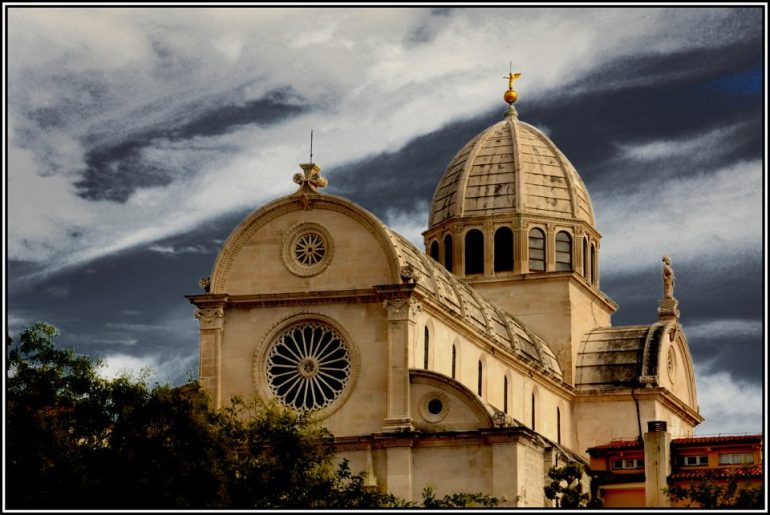 Cathedrale saint jacques sibenik