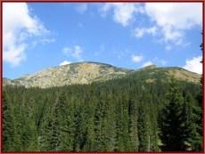 Retezat foret parc national roumanie