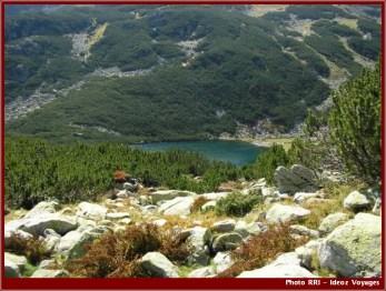 Retezat lac parc national roumanie