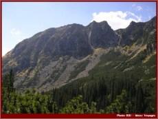 Retezat montagnes