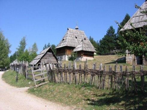 Sirogojno ecomusee serbie zlatibor