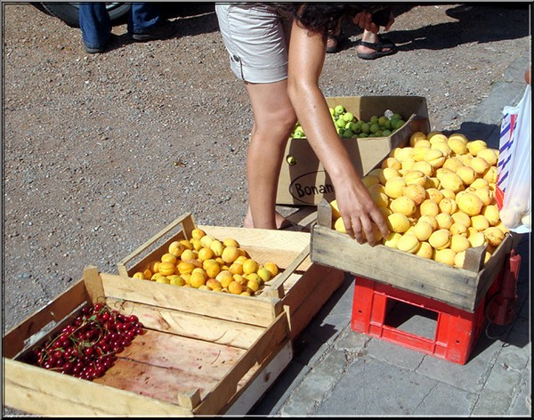 col saravan Arménie abricots
