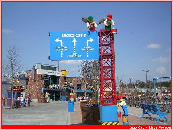 gunzburg legoland allemagne lego city