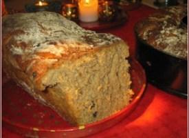 joululeipa pain de noel finlande