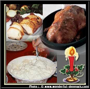noel danemark repas traditionnel