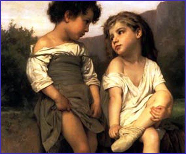 amour enfants