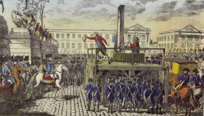 exécution de louis 16