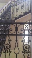 budapest grille escalier