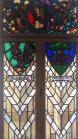 budapest porte vitree art deco