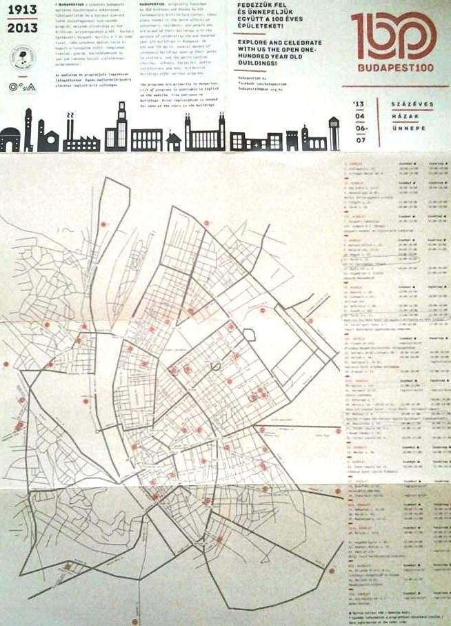 visiter budapest 100 plan