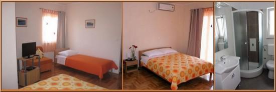 chambre chez l'habitant krka