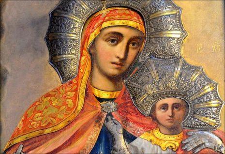 Sainte Nedelja marie et jesus eglise Sofia Bulgarie