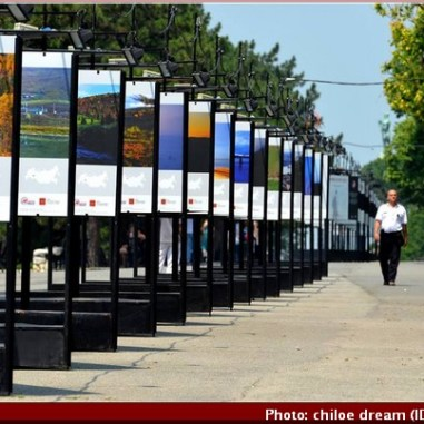 belgrade serbie exposition parc kalemegdan