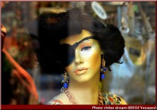 belgrade vitrine mannequin