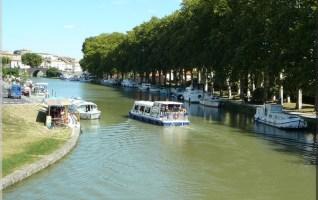 canal du midi castenaudary