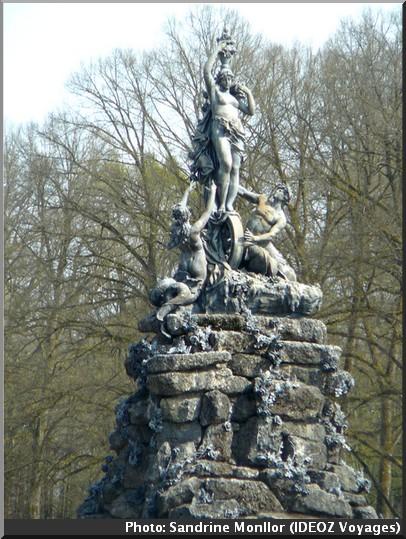 herrenchiemsee fontaine