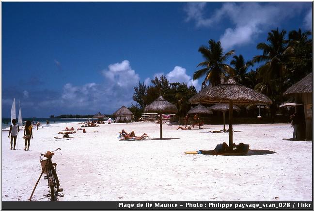 plage ile maurice