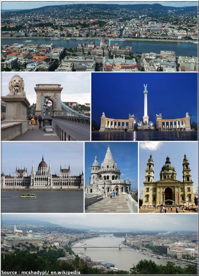 visites Budapest Capitale hongrie