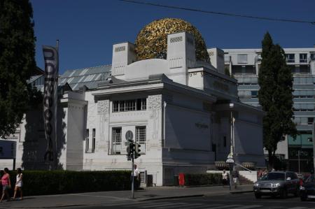 Le palais de la Sécession
