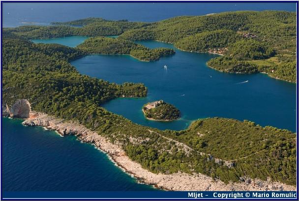 Parc National Mljet Odysse Sur Lle Verte En Croatie
