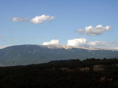 mont ventoux provence