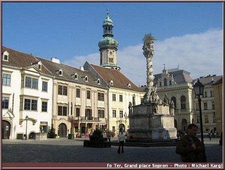 Fo ter sopron place