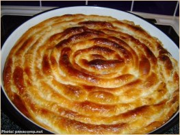 gibanica serbie