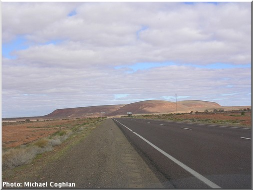 outback route australie