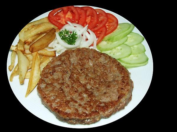 recette pljeskavica burger serbe