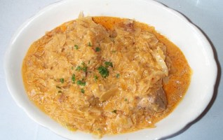 szekelykaposzta choucroute hongroise sicule