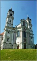 Abbaye Ottobeuren facade