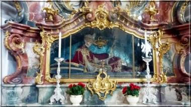 Abbaye Ottobeuren la mort