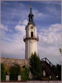 Veszprem Tuztorony campanile