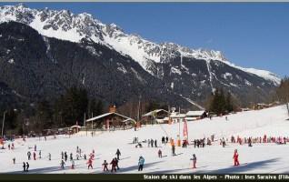 alpes sejour ski