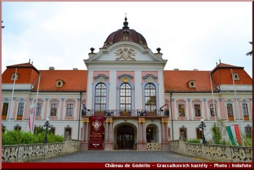 chateau godollo Grassalkovich kastely