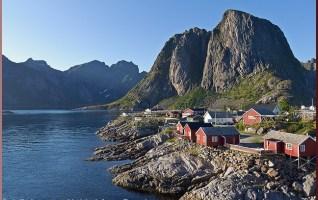 ile Moskenesoya lofoten norvege