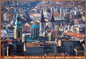 sarajevo eglises catholique et orthodoxe