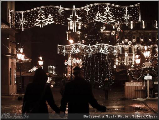 budapest noel illuminations