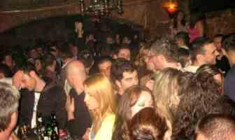 ambiance dans le club Jez Sarajevo