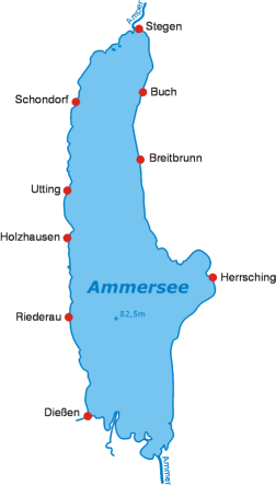 baviere lac Ammersee