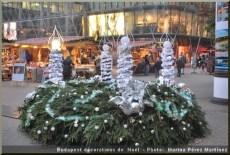 budapest decorations noel