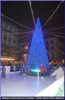 budapest patinoire enfants