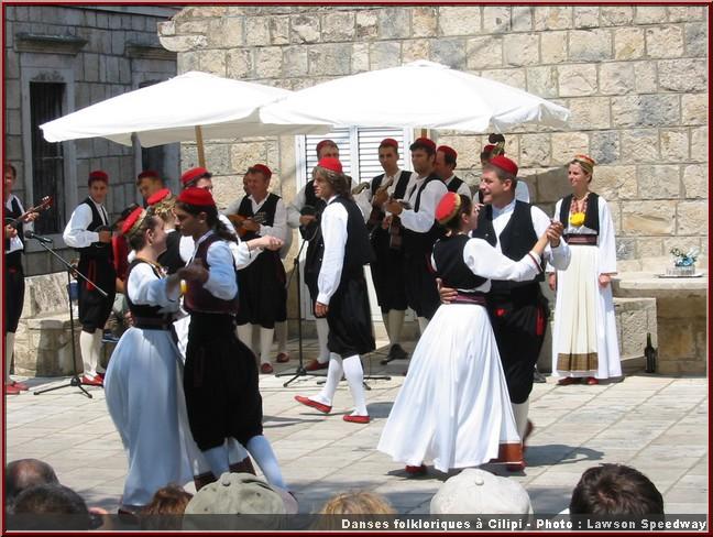 cilipi croatie danse folklorique