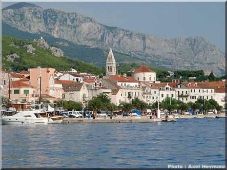 Makarska croatie dalmatie