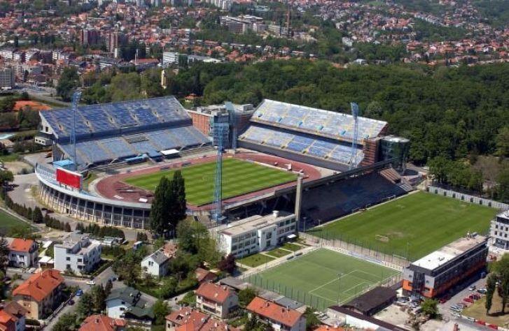 Stade Maksimir Dinamo Zagreb