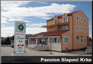 pansion slapovi krke