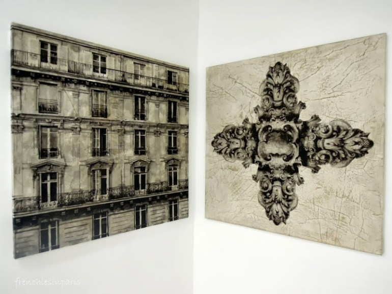 black and white balcons galerie magda danysz