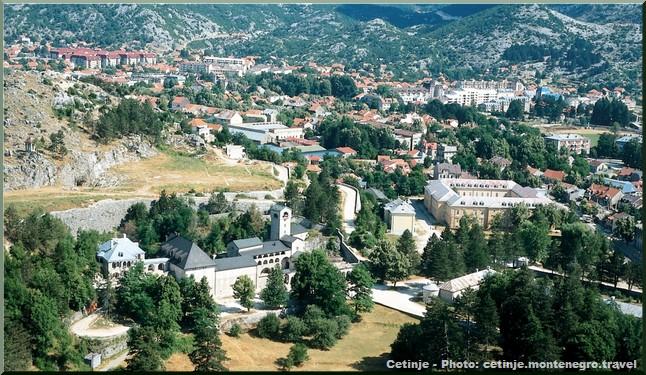 cetinje montenegro